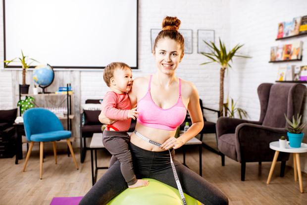 Фото №1 - Честная история: как я родила ребенка и похудела, несмотря на спорные советы с женских форумов