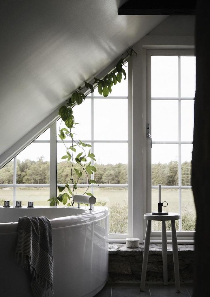 Фото №10 - Отреставрированный дом XIX века в Швеции