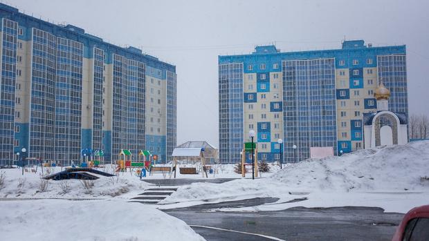 Фото №1 - Путин поручил увеличить объем ввода жилья до 120 миллионов «квадратов» в год