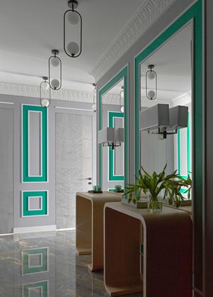 Фото №12 - Светлая квартира в классическом стиле в Москве