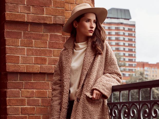 Фото №1 - Мягкие и пушистые: самые теплые пальто от Geox для предстоящей зимы