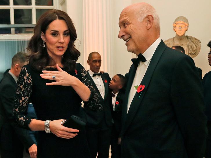 Фото №9 - Королевская сокровищница: самые дорогие украшения герцогини Кейт