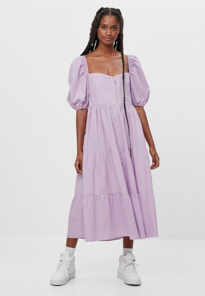Фото №3 - Тренды 2021: модные платья, на которые ты захочешь променять любимые джинсы