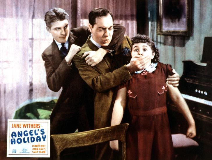 Фото №2 - Прощай, эпоха! Из жизни ушла Джейн Уизерс: какой была последняя звезда Голливуда 30-х годов