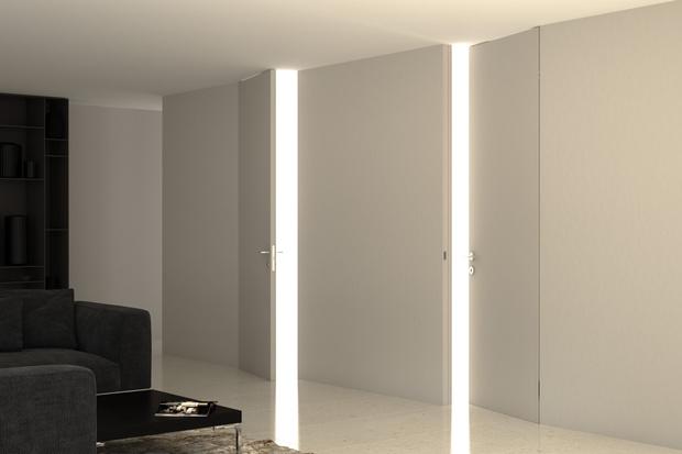 Фото №3 - Скрытые возможности: двери-невидимки в интерьере
