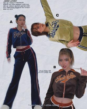Фото №19 - Полный гламур: как одеться в стиле 2000-х в 2021 году