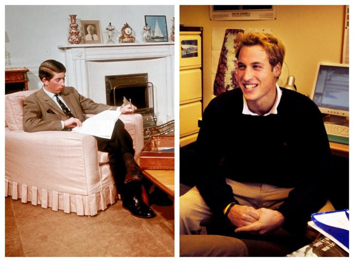 Фото №1 - Виндзоры-студенты: самые забавные и трогательные фото членов королевской семьи во время учебы в университете