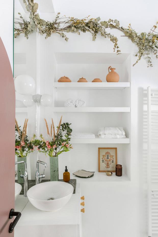 Фото №7 - Дизайнерский гостевой дом в Афинах