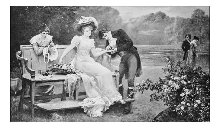 Фото №5 - Мифы и правда о сексе в викторианской Англии