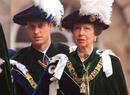 Конфликт интересов: почему принцесса Анна не хочет, чтобы Уильям стал королем