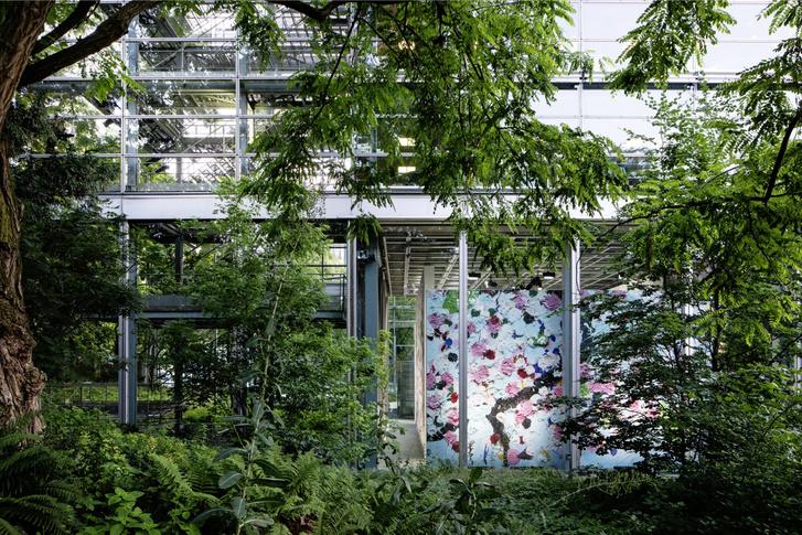 Фото №5 - Вишневый сад: выставка Дэмиена Херста в Фонде Cartier