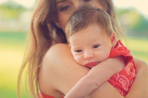 Фото №2 - Развитие малыша от рождения до года: большие достижения