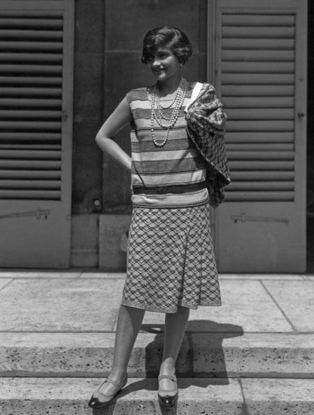 Коко Шанель, 1929 год
