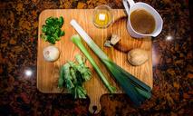 Рецепты брокколи, запеченной с сыром