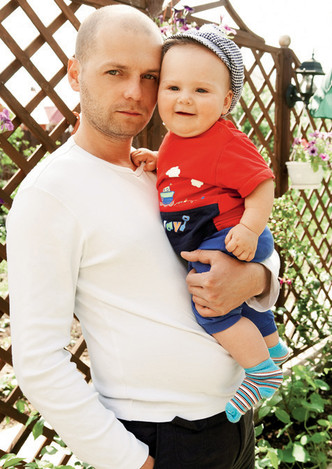Фото №3 - Полина Агуреева: убаюкать младенца