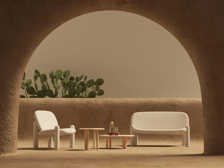 Фото №1 - Totoro: коллекция мебели Катерины Соколовой