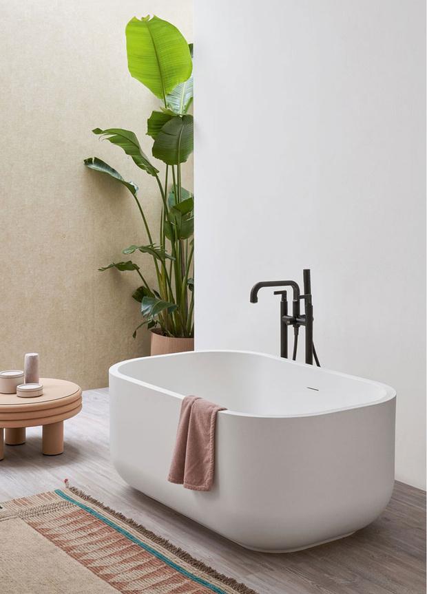 Фото №10 - Ванная комната в стиле джапанди