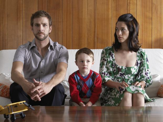 Фото №1 - Муж ревнует к детям: 5 способов наладить отношения в семье