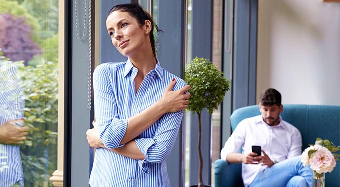 Одиночество вдвоем: почему мы несчастливы в отношениях