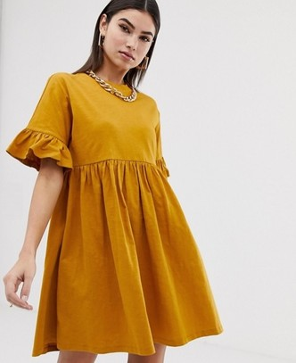 Фото №10 - 10 платьев-oversize, которые скроют все недостатки фигуры