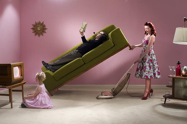 Фото №1 - Какая вы мама: робот, цербер, гость или друг?
