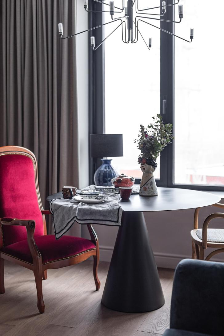 Фото №7 - Квартира 45 м²: в гостях у дизайнера Леси Печенкиной