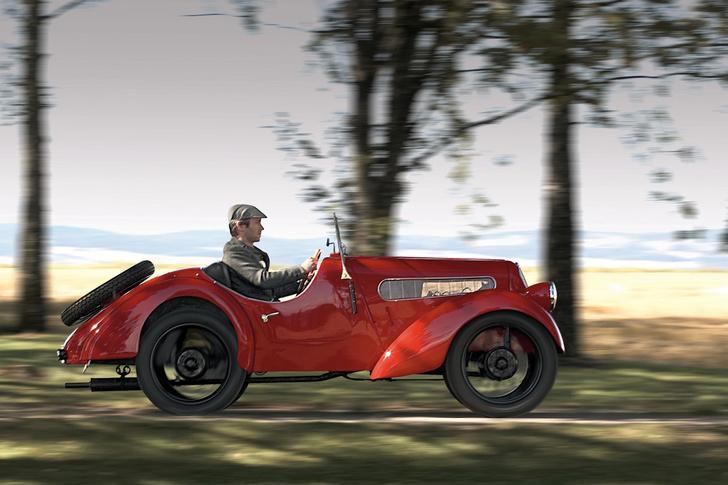 Фото №5 - Восстающий из пепла: история и современность BMW