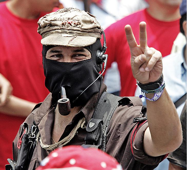 Фото №9 - Новый мир в штате Чьяпас: жизнь революционных сапатистов в Мексике