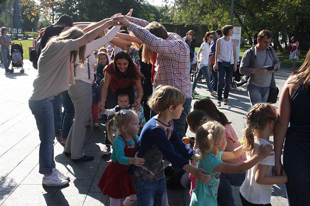 Фото №5 - В Москве состоялся Английский Детский Фестиваль