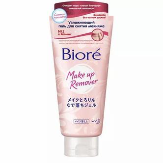 Увлажняющий гель для снятия макияжа Biore