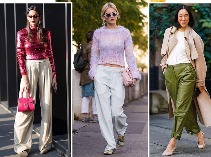 Фото №1 - Как выбрать идеальные брюки по типу фигуры