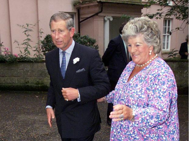 Фото №3 - Кузина Королевы и любимая тетя принца Чарльза: какой была леди Мэри Колман
