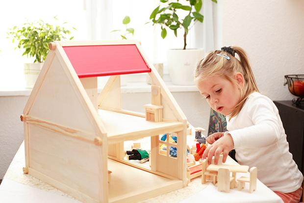 Фото №2 - Игрушки для маленьких девочек
