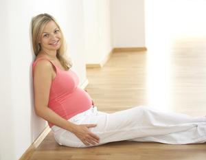 Фото №1 - Отдых для беременных ножек