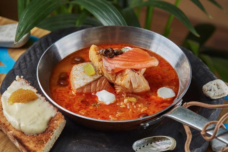 Фото №2 - 5 необычных рецептов согревающих супов