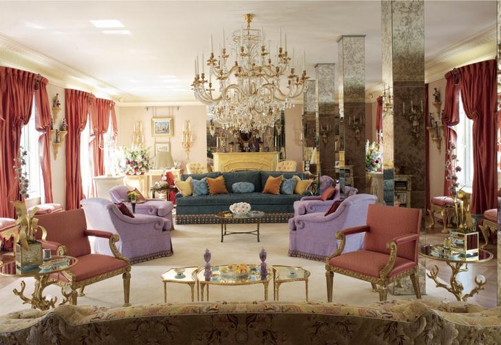 Фото №1 - Самые красивые комнаты за 20 лет: гостиные