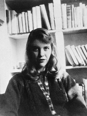 Фото №4 - Под стеклянным колпаком: короткая жизнь и яркая звезда Сильвии Плат