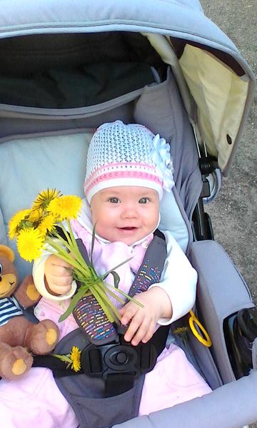 Фото №2 - Мамин любимый цветок: голосуем за самое милое фото