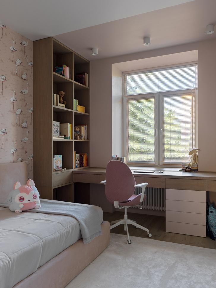 Фото №16 - Современный дизайн квартиры 100 м² в московской сталинке
