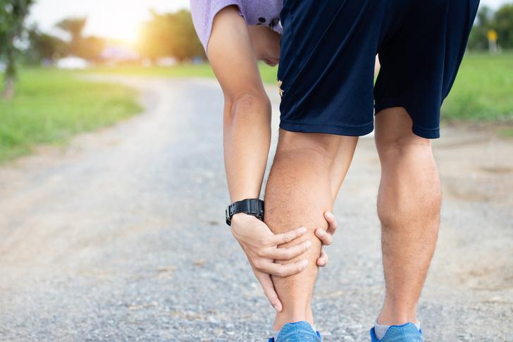 холестерин ноги признаки