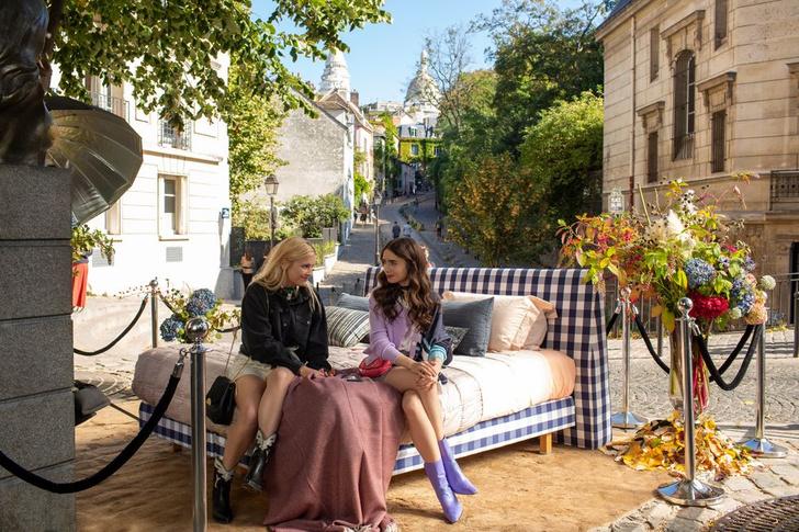 Фото №4 - Кино на выходных: сериал «Эмили в Париже»