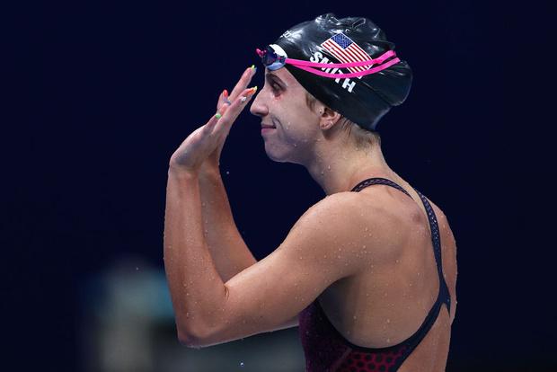 Фото №7 - Маникюр олимпийских чемпионок: 7 ярких идей