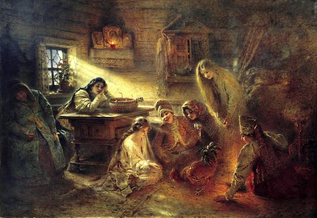 Фото №1 - Или в монастырь, или замуж: зачем девушек на Руси держали в теремах-тюрьмах?