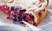 Вишневый пирог от юлии высоцкой