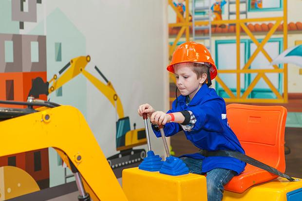 Фото №2 - В Санкт-Петербурге открылся детский город «КидБург»