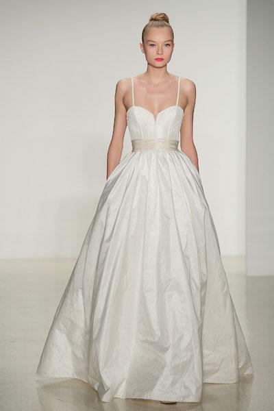 Свадебное платье Amsale осень-2014