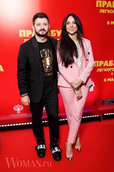 Фото №3 - Батрутдинов под ручку с Харламовым и Лобода на премьере фильма «Прабабушка легкого поведения»