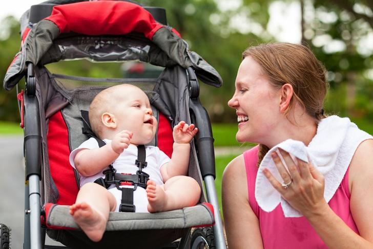 детская коляска плюсы и минусы