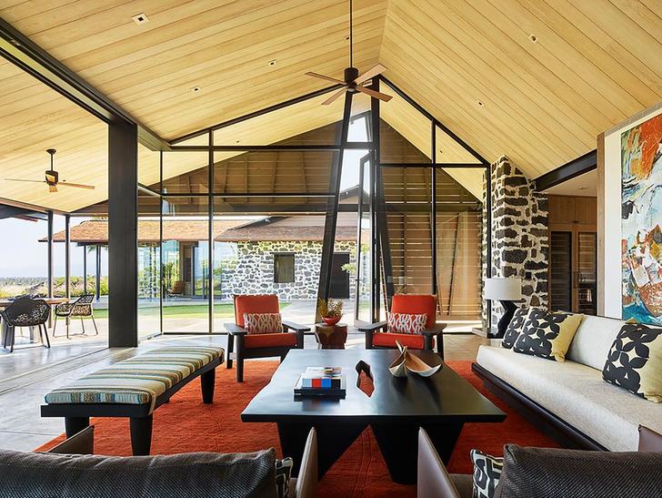 Фото №8 - Современный дом, вдохновленный гавайской культурой