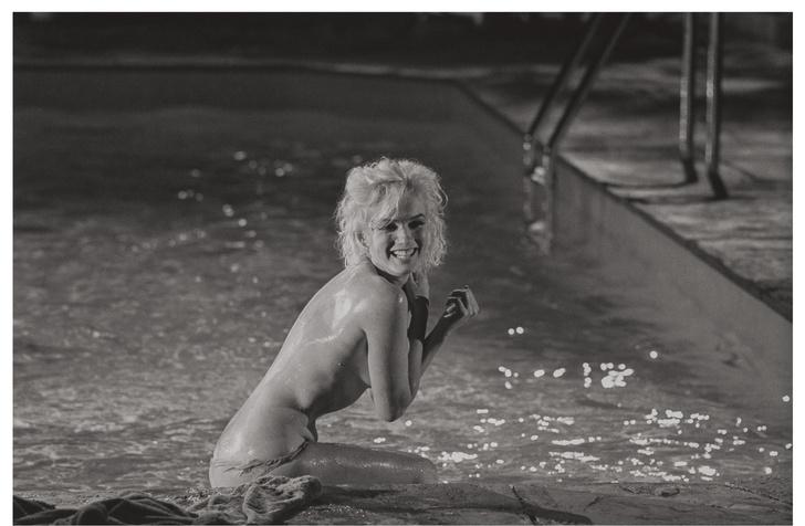 Фото №3 - Одна из последних фотосессий Мэрилин Монро в стиле ню, которую мало кто видел